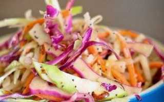Диетические салаты для похудения: эффективные рецепты