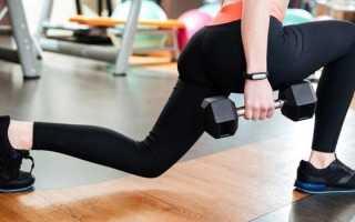 Тренировка для сжигания жира: комплекс эффективных тренировок