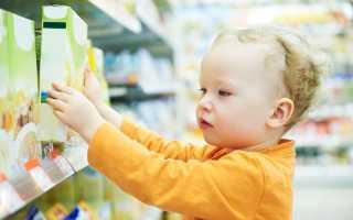 Что можно давать ребенку в год: какие продукты и с какого возраста надо давать ребенку