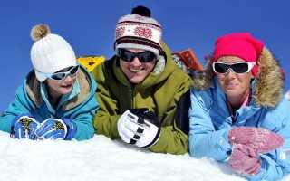 Куда поехать зимой в России с детьми и что посмотреть