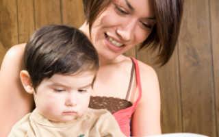 Развитие ребенка 2-х лет