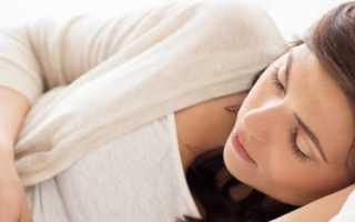 Перед родами поднялась температура у беременной женщины