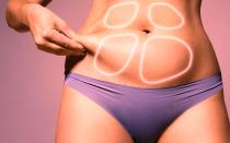 Как убрать гормональный живот у женщин