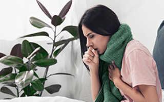 Почему сухой кашель не проходит