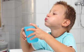 Как закалять горло ребенку и взрослому