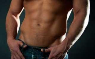 Упражнения для похудения для мужчин: инструкция как организовать домашние тренировки