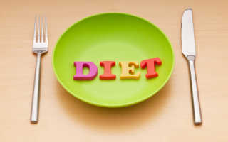 Виды диет для похудения: обзор основных разновидностей