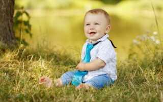 Ребенку 1 год 9 месяцев