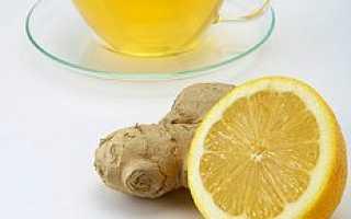 Напиток для похудения из имбиря и лимона — рецепт имбирного напитка с лимоном и огурцом