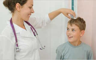 Ребенок отстает в физическом развитии
