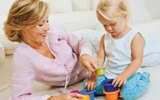 Психология ребенка 3 года