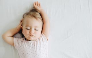 Сколько должен спать ребенок: нормы сна детей по возросту