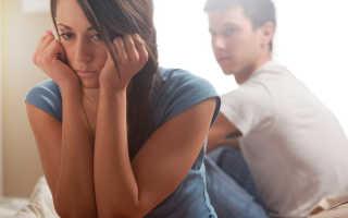 Боль при сексе и после него у женщин