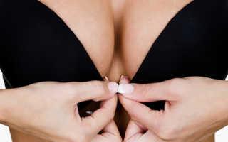 Слишком большая грудь