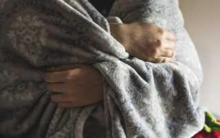 Почему знобит без температуры