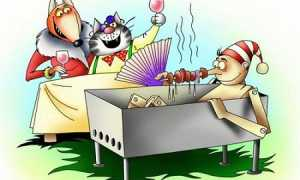 Анекдоты про шашлык