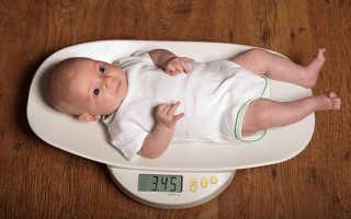 Сколько малыш должен прибавить в первый месяц или как должен прибавлять в весе новорожденный