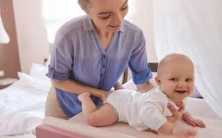 Ребенок в 5 месяцев видео