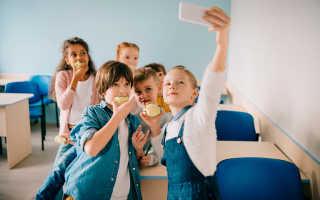 Мобильный телефон для детей