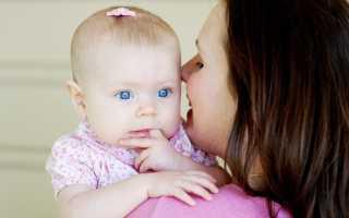 5 месяцев ребенку развитие
