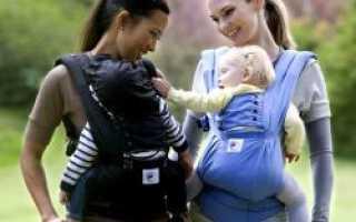 В кенгуру со скольки можно носить ребенка или с какого возраста можно носить ребенка в кенгуру и как это лучше сделать