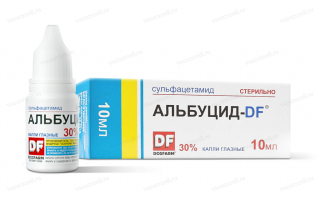 Альбуцид (сульфацил натрия) и алкоголь