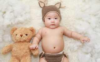 Развитие ребенка 7 недель