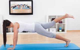 Фитнес дома для похудения: упражнения для начинающих