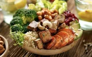 Вегетарианская диета для похудения: меню на неделю, отзывы о похудении