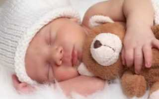 Сколько правильно должен спать новорожденный ребенок
