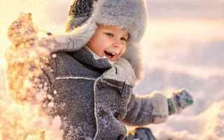 Как укрепить иммунитет ребенку