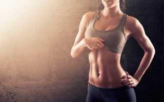 Как убрать жир с живота упражнения: 6 упражнений, которые помогут убрать жир с живота