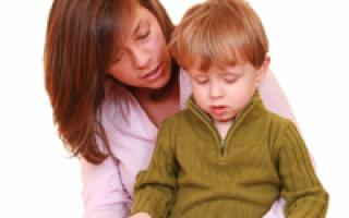Психическое развитие ребенка 6 лет