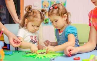Особенности развития ребенка дошкольника