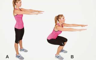 Упражнения для похудения ног: эффективные упражнения для похудения ляжек в домашних условиях