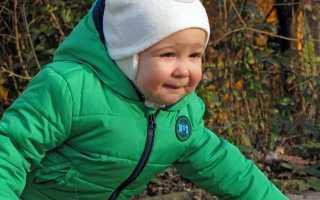 Ребенок 1 год 8 месяцев