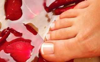 Лаки для ногтей ног и рук от грибка