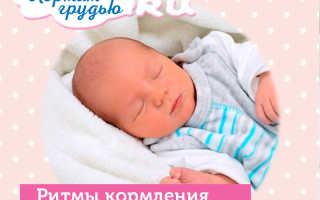 Ребенок 4 недели