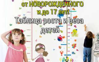 Сколько весит ребенок в 10 лет: нормы веса и роста десятилетнего ребёнка