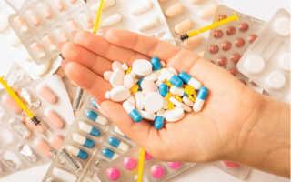 Какие антибиотики действуют на вредные бактерии