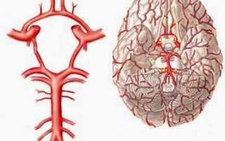 Хроническая недостаточность мозгового кровообращения
