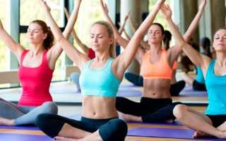 Медитация для похудения: психологические методы