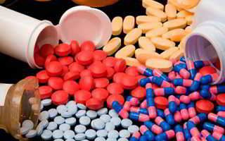 Какие лекарства принимать при обострении хронического цистита