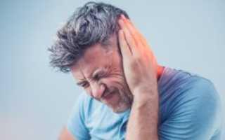 Что делать если звенит в одном ухе и плохо слышно