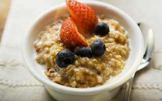 Каши для похудения: преимущества и как готовить