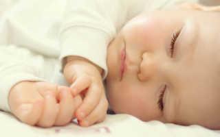 Новорожденный 4 недели