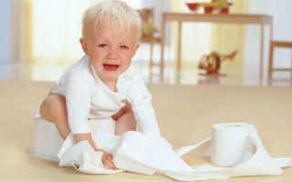 Что делать если у ребенка запор