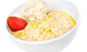 Молочные каши с какого возраста грудничку можно давать или когда можно вводить молочные каши в прикорм и питание ребенка