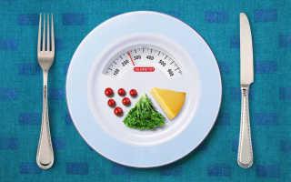 Сколько калорий нужно есть чтобы похудеть