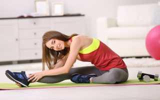 Упражнения для быстрого похудения: эффективный комплекс